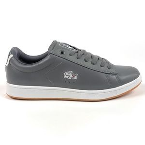 Lacoste Sport Carnaby EVO REI SPM Gray Low Shoes